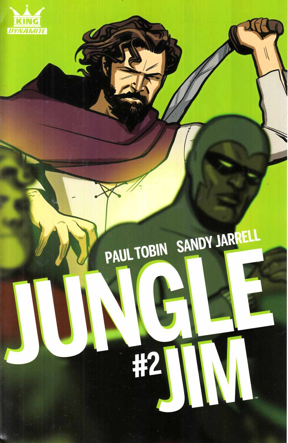 King Jungle Jim #2 [Dynamite Comic]