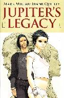 Jupiters Legacy #1 Cover A- Quitely [Comic]