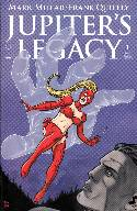 Jupiters Legacy #1 Second Printing [Image Comic]_THUMBNAIL