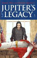 Jupiters Legacy #3 Cover A- Quitely [Comic]