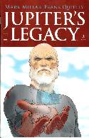 Jupiters Legacy #2 Cover A- Quitely [Comic]