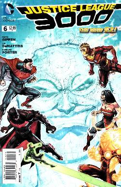 Justice League 3000 #6 [Comic] LARGE