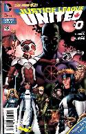 Justice League United #0 Combo Pack [DC Comic] THUMBNAIL