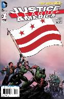 Justice League of America #1 Dist  Columbia Variant [Comic] THUMBNAIL