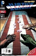 Justice League of America #5 Combo Pack [Comic] THUMBNAIL