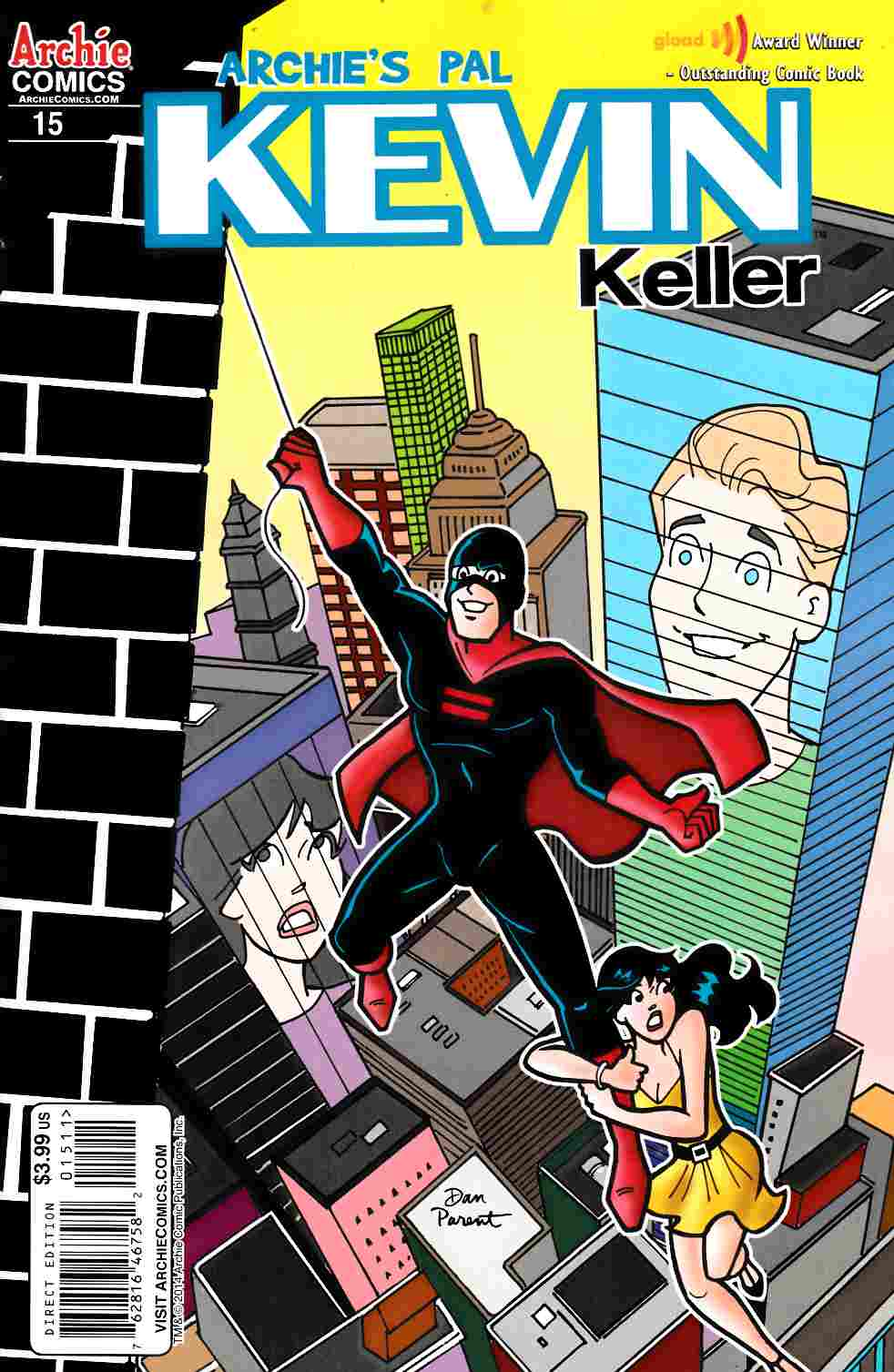 Kevin Keller #15 [Comic]_LARGE