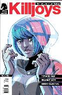 True Lives of the Fabulous Killjoys #4 [Dark Horse Comic] THUMBNAIL