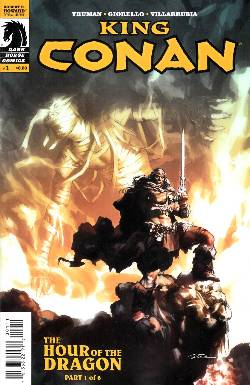 King Conan Hour of the Dragon #1 [Comic] LARGE
