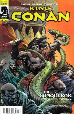King Conan Conqueror #3 [Dark Horse Comic] LARGE