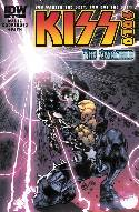 Kiss Solo #2 The Starchild [Comic] THUMBNAIL