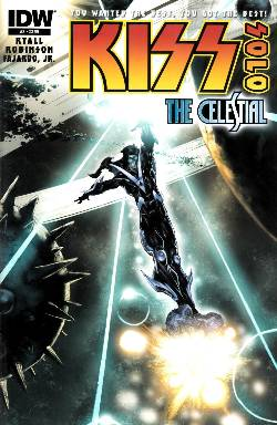 Kiss Solo #3 the Celestial [Comic] LARGE