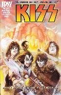 Kiss #4 Cover B [IDW Comic] THUMBNAIL