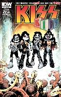 Kiss Kids #4 Subscription Cover [Comic] THUMBNAIL