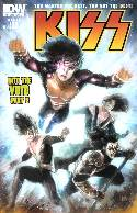 Kiss #8 Cover B [Comic] THUMBNAIL