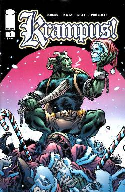 Krampus #1 [Comic] LARGE