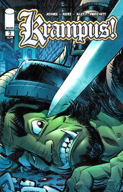 Krampus #2 [Image Comic] LARGE