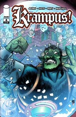 Krampus #4 [Comic] LARGE