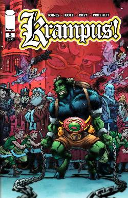 Krampus #5 [Image Comic] LARGE