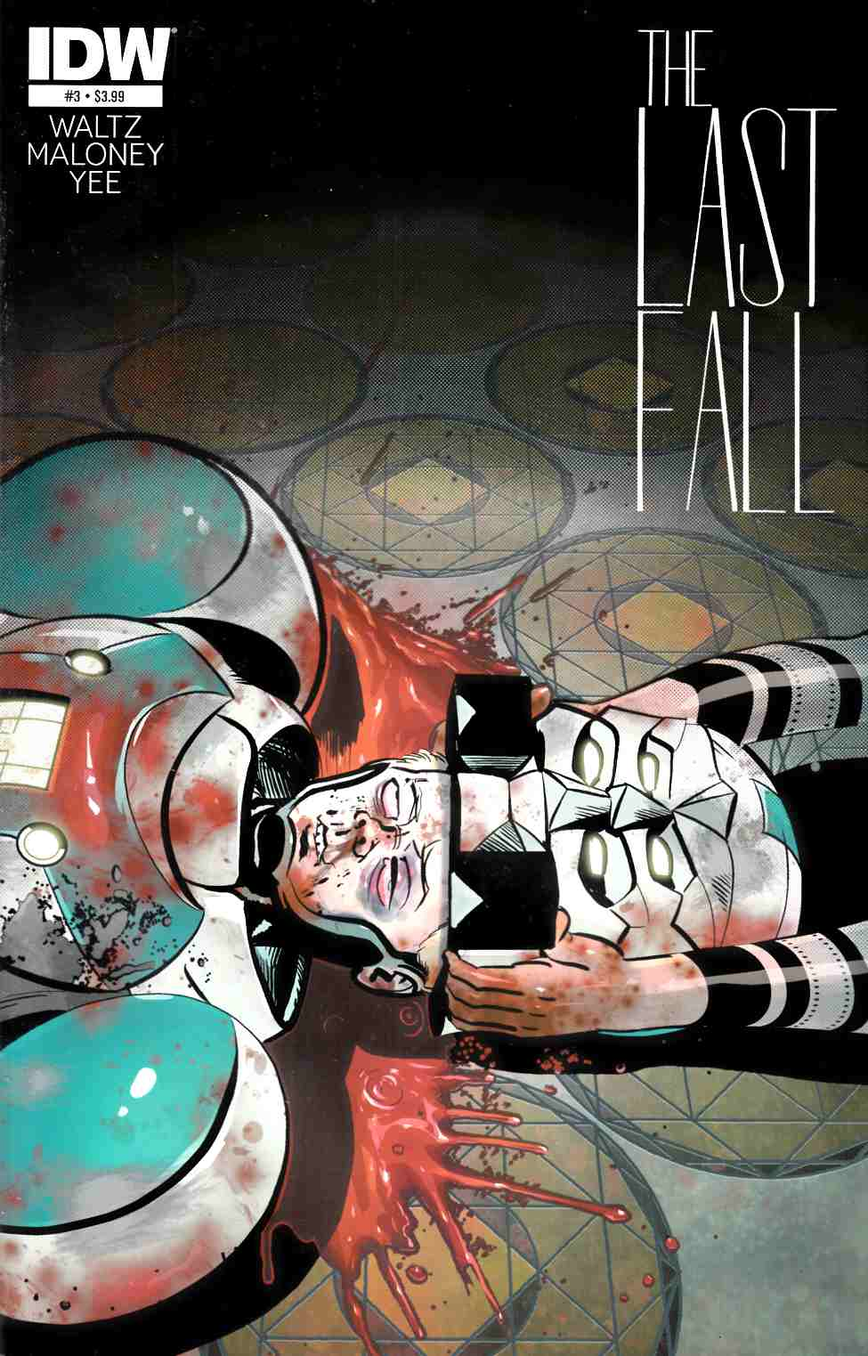 The Last Fall #3 [IDW Comic] LARGE