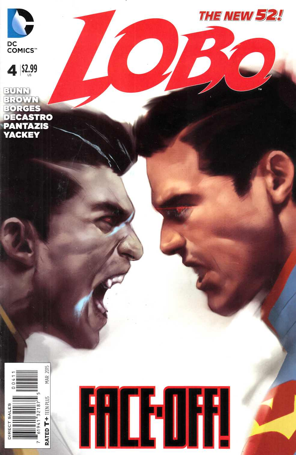 Lobo #4 [DC Comic] LARGE