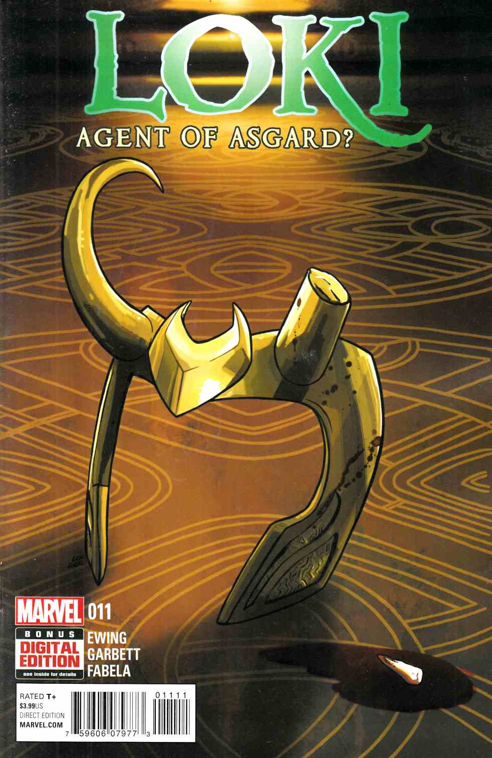 Loki Agent of Asgard #11 Near Mint Minus (9.2) [Marvel Comic] THUMBNAIL