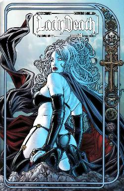 Lady Death (Ongoing) #23 Sultry Cover [Comic]