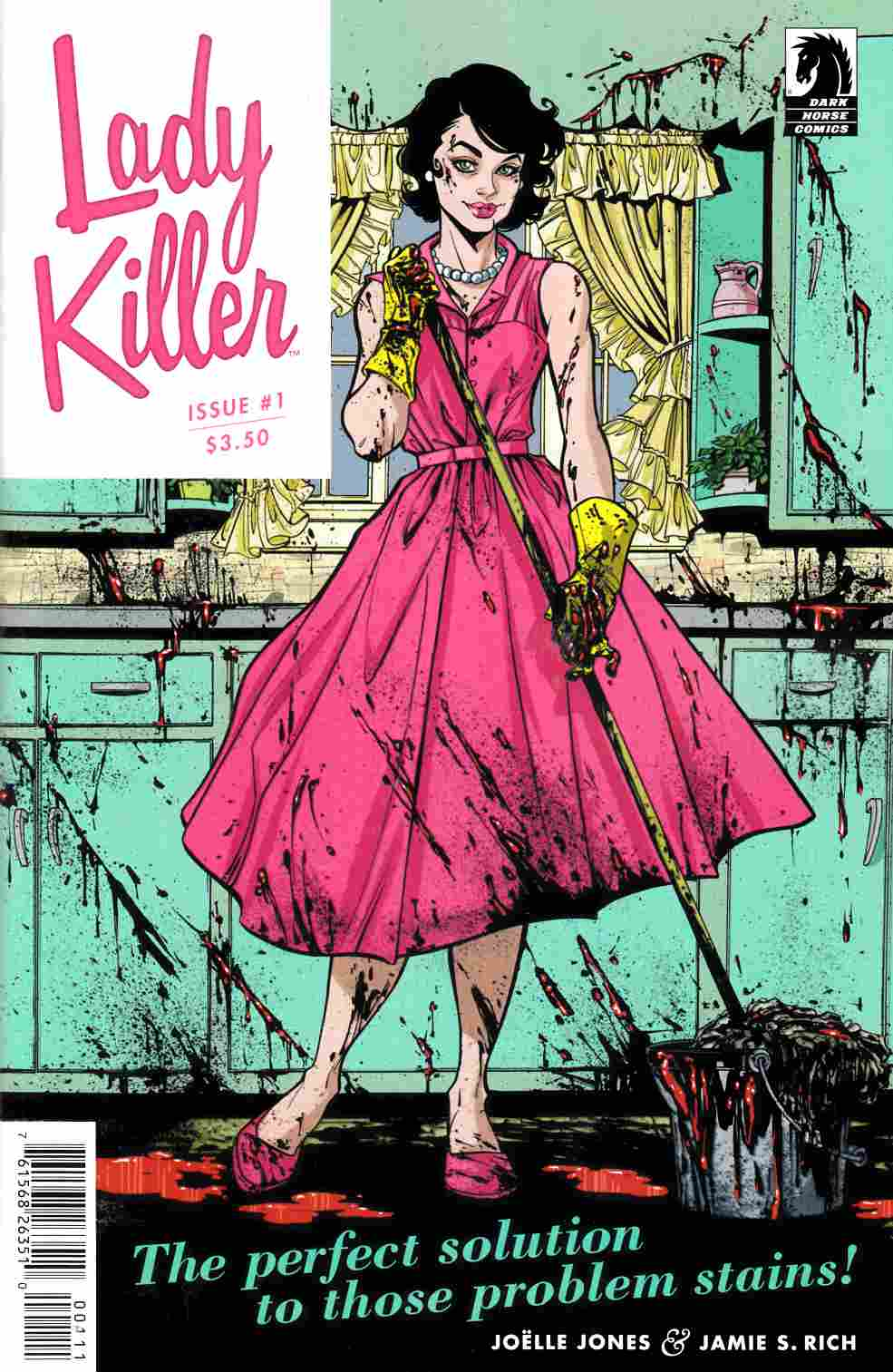 Lady Killer #1 Near Mint (9.4) [Dark Horse Comic] THUMBNAIL