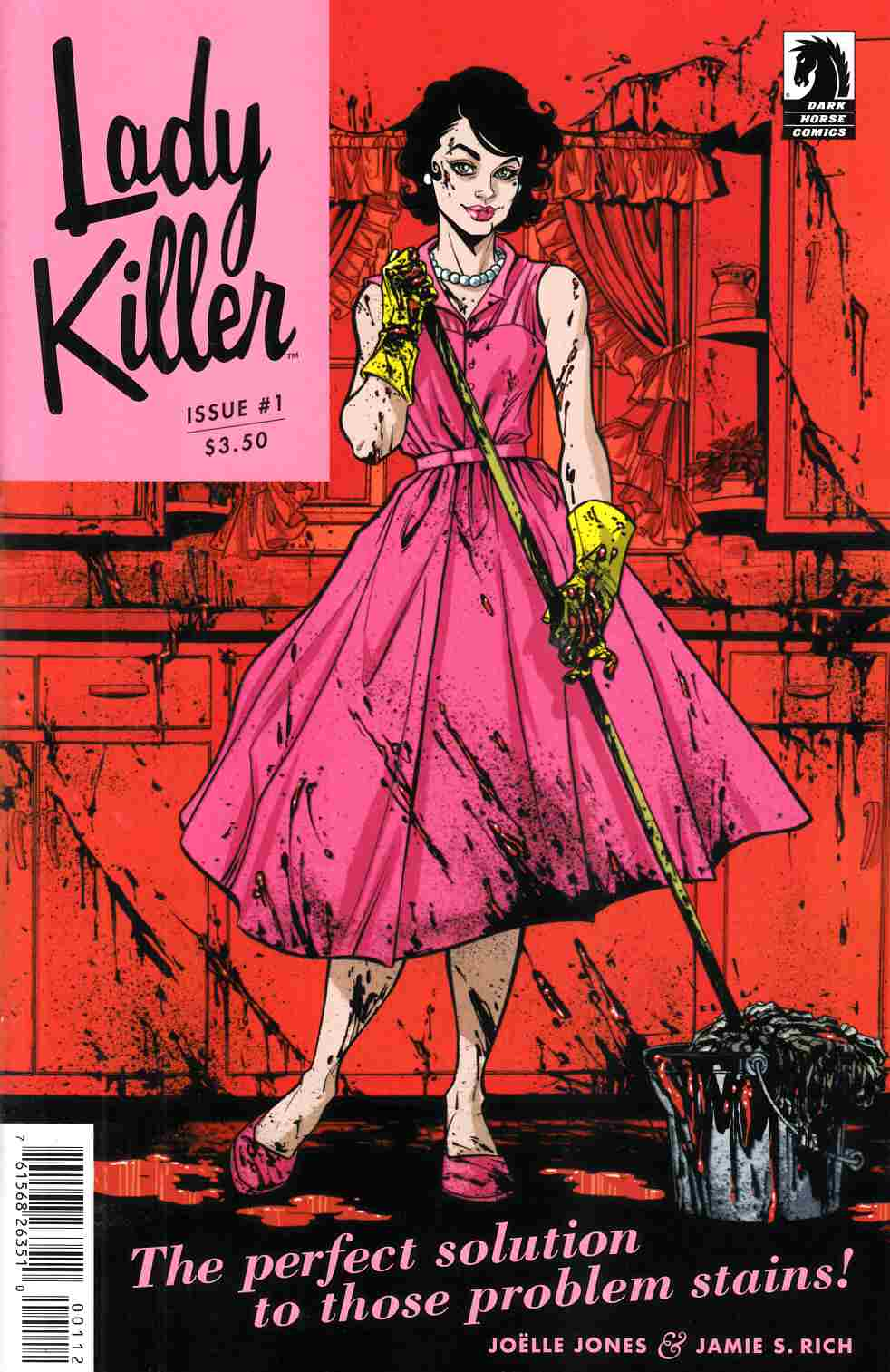 Lady Killer #1 Second Printing [Dark Horse Comic] THUMBNAIL