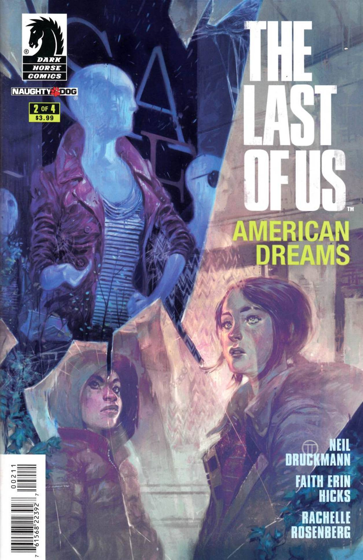 Last of Us American Dreams #2 [Comic]