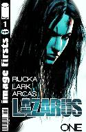 Lazarus #1 Image Firsts Edition [Comic]