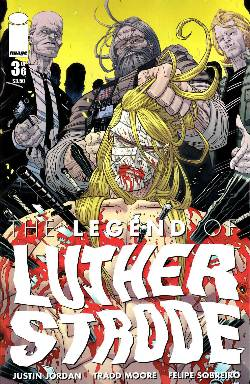 Legend of Luther Strode #3 [Comic] LARGE
