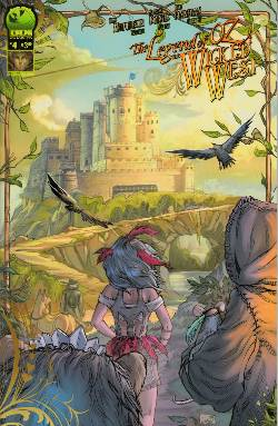 Legend of Oz the Wicked West ongoing #4 Cover B [Comic]_LARGE