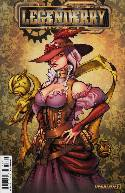 Legenderry A Steampunk Adventure #2 [Dynamite Comic] THUMBNAIL