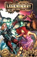 Legenderry A Steampunk Adventure #3 Color Reorder Cover [Dynamite Comic] THUMBNAIL