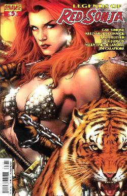 Legends of Red Sonja #5 [Comic] LARGE