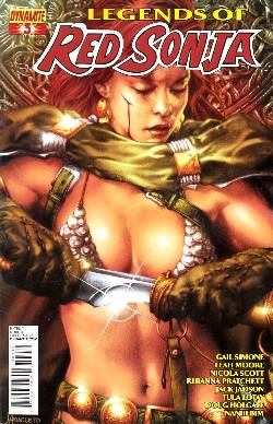 Legends of Red Sonja #3 [Comic] LARGE