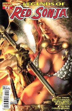 Legends of Red Sonja #2 [Comic] LARGE