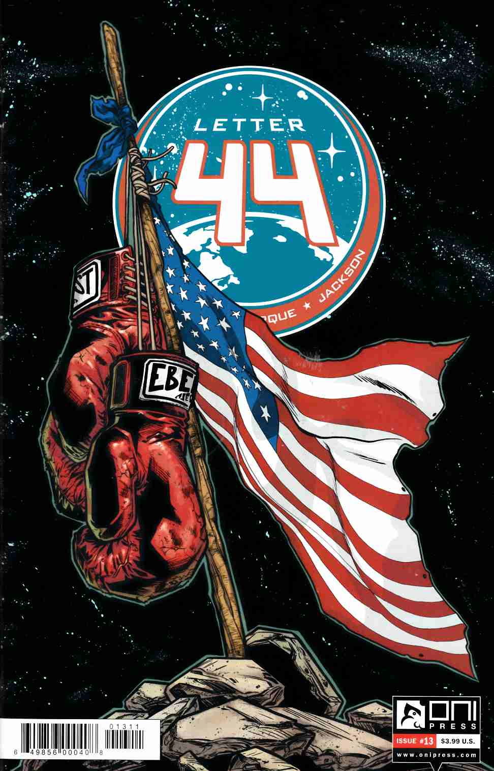 Letter 44 #13 [Oni Press Comic]