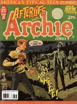 Life With Archie #23 Francavilla Cover [Comic] LARGE