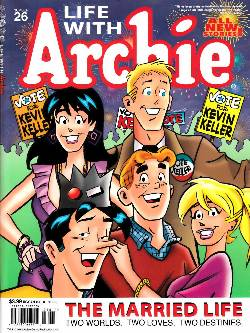 Life With Archie #26 Ruiz Cover [Comic] LARGE
