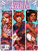 Life With Archie #33 Chrissie Zullo Josie Variant Cover [Comic] THUMBNAIL
