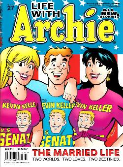 Life With Archie #27 Ruiz Cover [Comic] LARGE