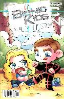 Lil Bionic Kids #1 Subscription Cover [Comic] THUMBNAIL