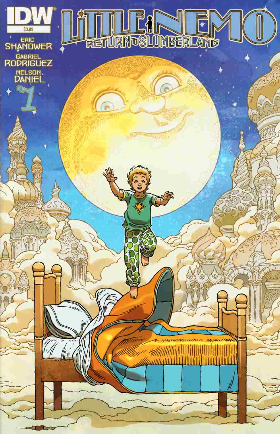 Little Nemo Return To Slumberland #1 [Comic]