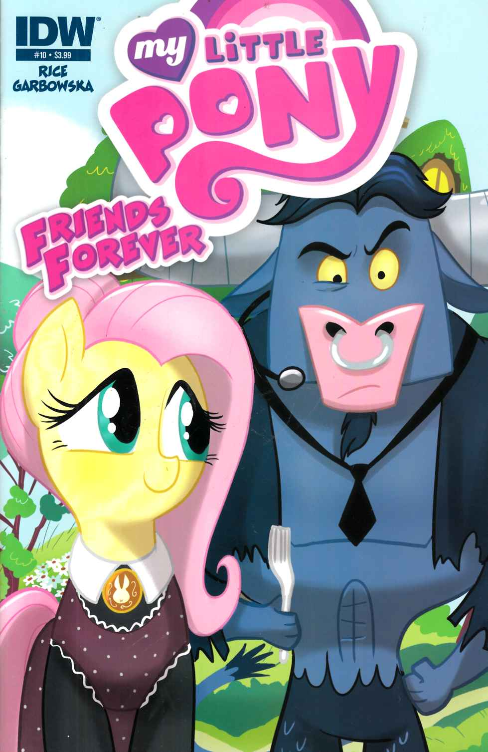 My Little Pony Friends Forever #10 [IDW Comic]_THUMBNAIL