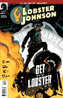 Lobster Johnson Get Lobster #1 [Dark Horse Comic] THUMBNAIL