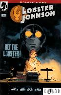 Lobster Johnson Get Lobster #2 [Comic] THUMBNAIL