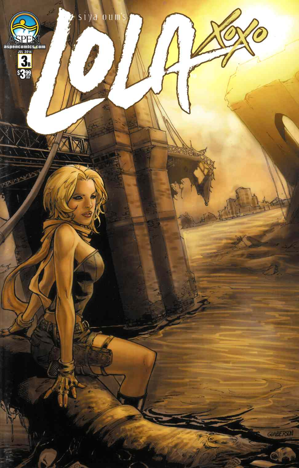 Lola Xoxo #3 Cover B [Comic] THUMBNAIL