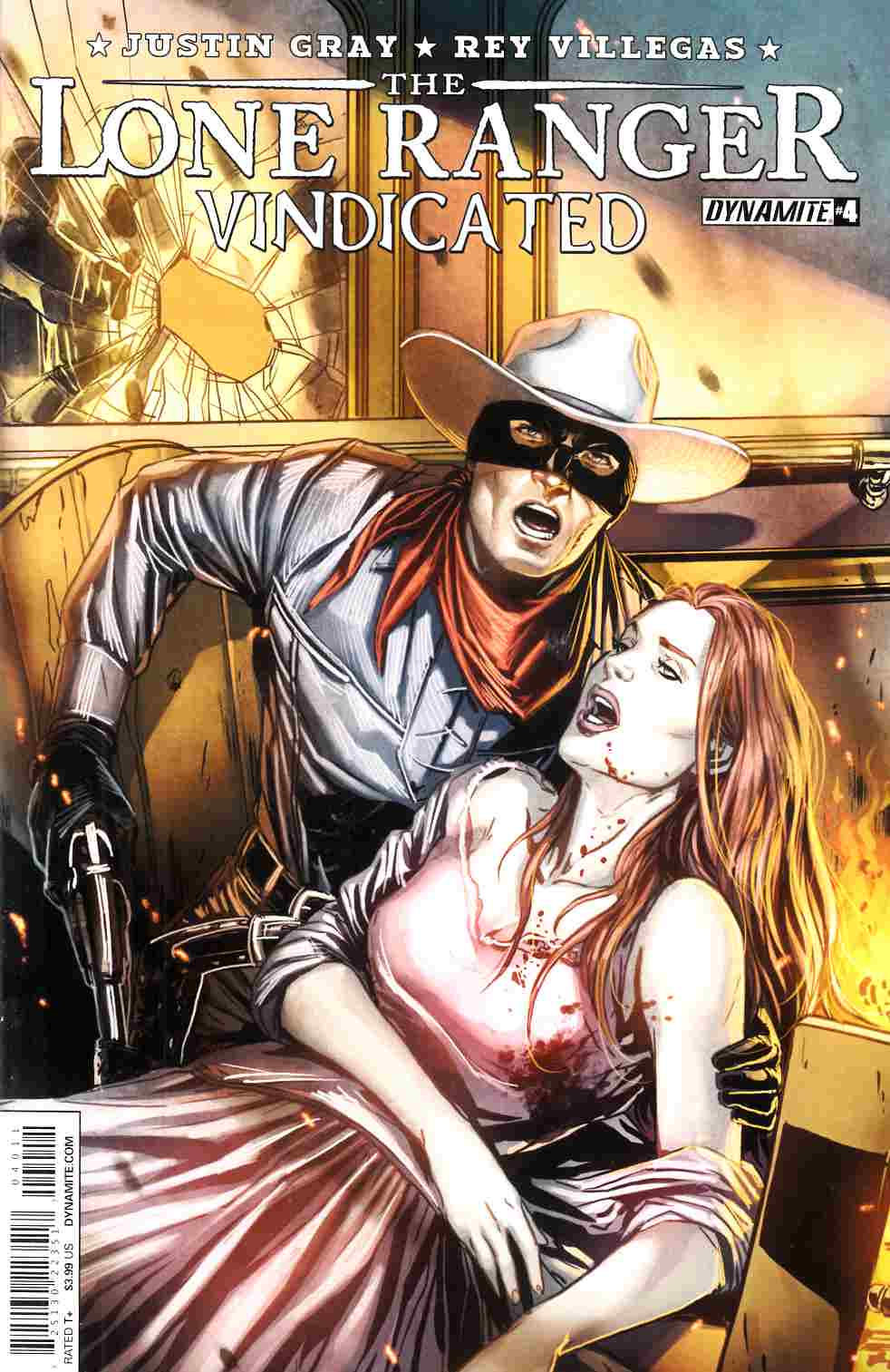 Lone Ranger Vindicated #4 [Dynamite Comic]_THUMBNAIL