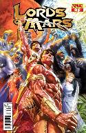 Lords of Mars #1 Ross Cover [Comic]